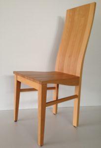 Stuhl aus Buchenholz