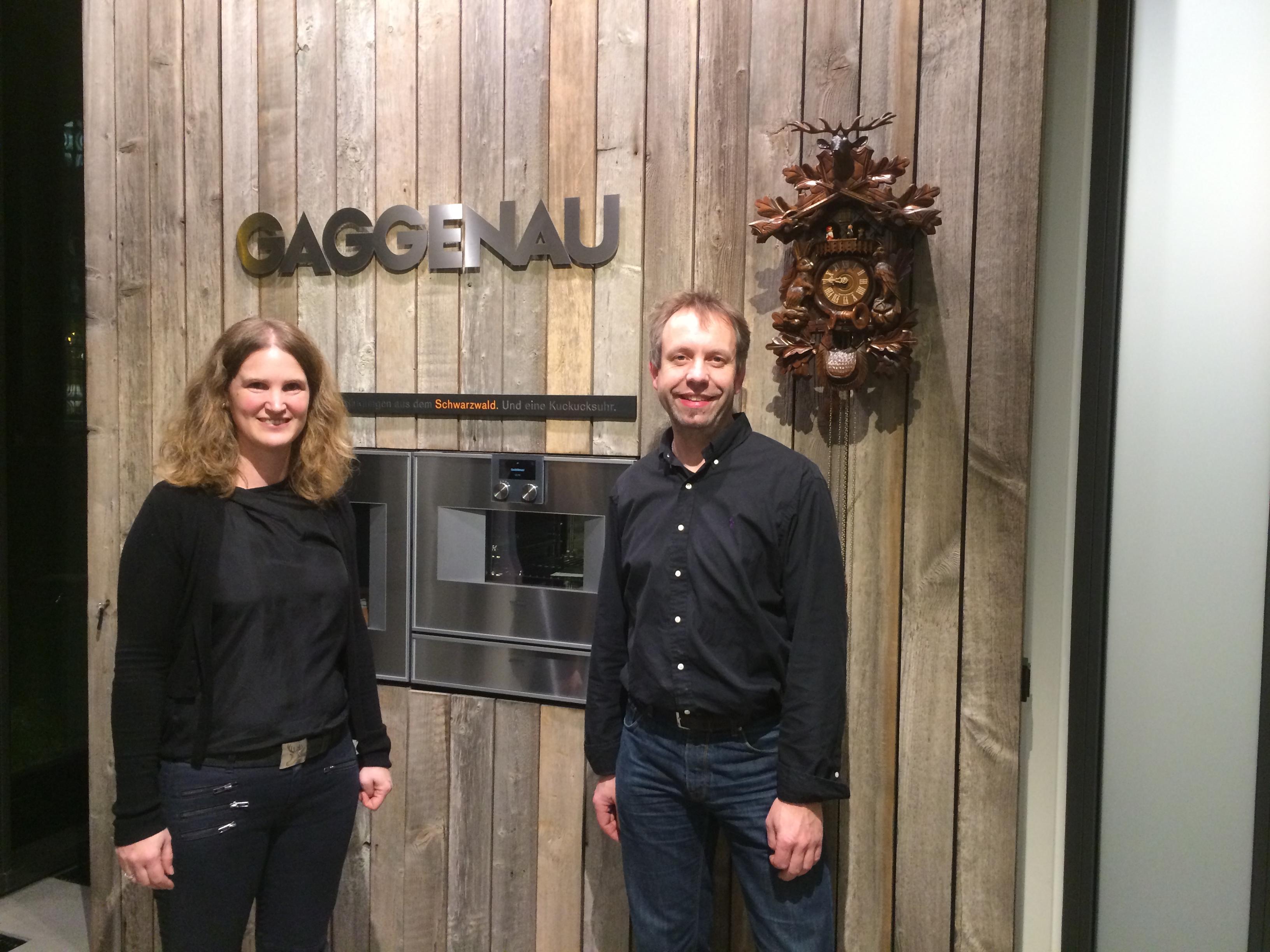Gaggenau Showroom in München